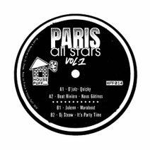 D'Julz, Beat Rivière, Julenn, DJ Steaw - Paris All Stars, Vol. 1
