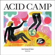 Jasen Loveland, Dar Embarks, Some All None, Sepehr, Simic - Acid Camp All Stars Vol 2