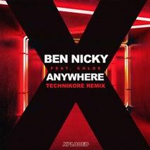 Technikore, Ben Nicky, Chloe - Anywhere