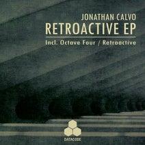 Jonathan Calvo - Retroactive EP