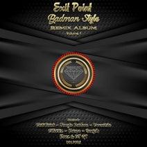 Exit Point, Jungle Raiders, Devastate, Effekttz, Krispe, DJ QT, Sunjah, KONZ - Badman Style (Remixes Album)
