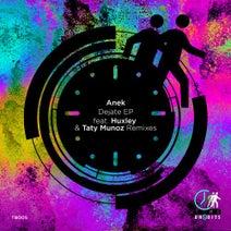 Nancy, Anek, Huxley, Taty Munoz - Dejate EP
