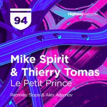Thierry Tomas, Mike Spirit, Siopis, Alex Adamov - Le Petit Prince