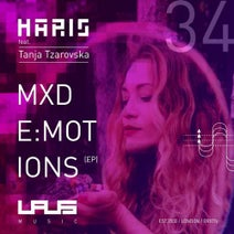 Haris Custovic, Tanja Tzarovska - Mixed Emotions EP
