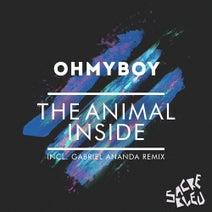 Ohmyboy, Gabriel Ananda - The Animal Inside