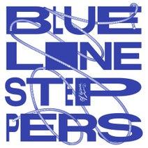 Anthony Fade, James Pepper, Self Tape, Eduardo Muchacho, Strange Associates, Human Movement, Made in Paris, Frames, Sports, No Mas, PMA, Point Guard - Blue Line Steppers: A Compilation Of Leisure