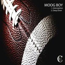 Moog Boy - Interception / Deep Diver