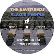 The Watchers - Alarm People