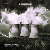 Sudden, Sephiroth - Shotgun / Reactor EP