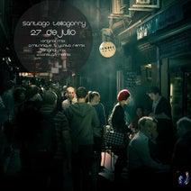 Santiago Teillagorry, Mitrinique, Yunta, Constan - 27 de Julio