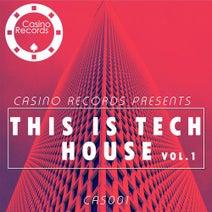 John Teki, Ricardo Del Rio, Alex Santer, Greg Bitter, Greg Zraf, Mario Siappa, Babis Del - This Is Tech House