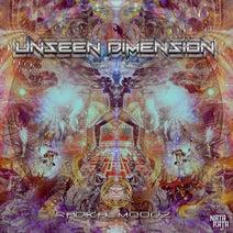 Radikal Moodz - Unseen Dimensions