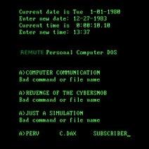 Remute - Computer Communication