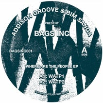 Addison Groove, Bim Sanga - Where Are the People