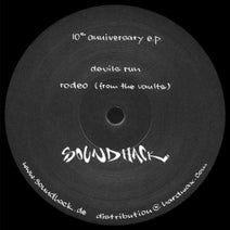 Soundhack (Soundstream) - 10th Anniversary EP