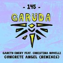 Gareth Emery feat. Christina Novelli - Concrete Angel (Remixes)