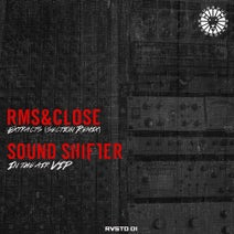 Section, Close, RMS, Sound Shifter, Dark Clouds - RVSTD 01