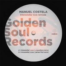 Manuel Costela, Limpodisco, James Rod - Interestellar Love (Remixes)