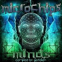 Akes, Mimic Vat, Gotalien, Wearenoise, Metaform, Bionic Scientist, Stitch, Psy4tecks, Atim, Viatoxik, Unvolved, Parandroid, Yaminahua, Crazy Goblin, Systemcrash, Calyptratus - Microchips Minds