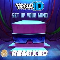 Stonewash, BreakID, Dubaxface - Set Up Your Mind Remixed