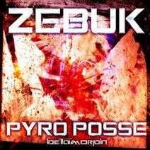 Zebuk, Ronnie Voice - Pyro Posse