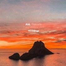 Alé (USA) - Balearia {Original Instrumental Edition}