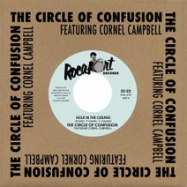 Cornel Campbell, The Circle of Confusion - Hole in the Ceiling / Dub in the Ceiling (feat. Cornel Campbell)