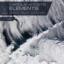 Acidova, Dellife, Static Guru - Elements