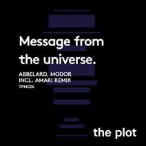 MODOR, Abbelard, Amari (BE), MODOR - Message From The Universe