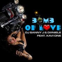 D@niele, DJ Sanny J, Xavi One - Bomb of Love