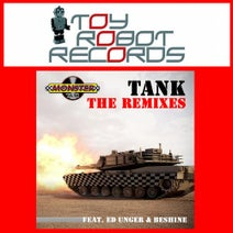 Monster Taxi, DJ Cubanito, Ed Unger, BeShine, Jimmy Duval, Nick Lamb, BadWeather - Monster Taxi - Tank (The Remixes)