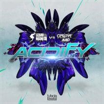 Creative Mind, Lizard Madness - Acidify