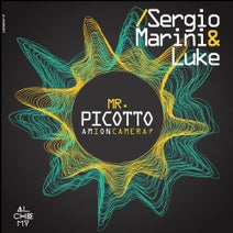 Luke, Sergio Marini - Mr Picotto, Am I On Camera?