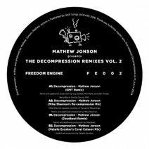 Mathew Jonson, Guy Gerber, Seth Troxler, Phil Moffa, Mike Shannon, Deadbeat, Natalia Escobar - Mathew Jonson Presents The Decompression Remixes Vol. 2
