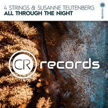 4 Strings, Susanne Teutenberg - All Through The Night