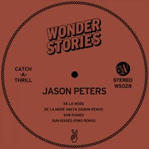 Jason Peters, Maya Danon, Pino - De La Mode EP