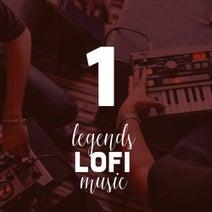 Mishel Gineras - Vol.1 Legends of Lofi Music