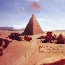 Pyramid, Stay Ali, Pyramid, Pilotpriest, Monsieur Adi, Final Djs, Thomas Barrandon - Rising Day Remixes EP