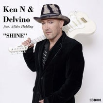 Ken N, Delvino - Shine (feat. Alides Hidding)