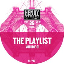 """The Bucketheads, Syncopation, Brooklyn-Queens Express, Armand Van Helden, Old Skool Junkies, Ray """"Roc"""" Checo - Henry Street Music The Playlist - Volume 1"""