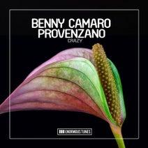 Provenzano, Benny Camaro - Crazy