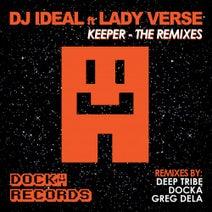 DJ Ideal, Deep Tribe, Lady Verse, Docka, Greg Dela - Keeper