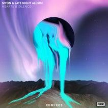 Late Night Alumni, Myon, Trivecta, Dave Neven - Hearts & Silence - Remixes