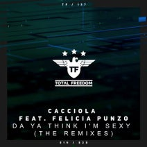 Cacciola, Jack Moure, Felicia Punzo, Marco Tisano, Marko Giusti - Da Ya Think I'm Sexy (The Remixes)