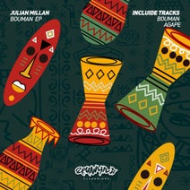 Julian Millan - Bouman EP