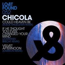 Chicola, Johannes Brecht, Ruede Hagelstein, Karmon - Could Heaven Be Remixes