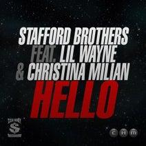 Stafford Brothers, Lil Wayne, Anevo, Christina Milian - Stafford Brothers Feat. Lil Wayne & Christina Milian - Hello (Anevo Remix)