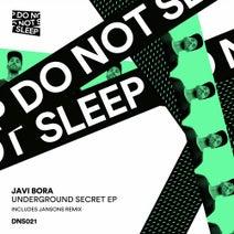 Javi Bora, Jazzman Wax, Iban Montoro, Jansons - Underground Secret EP
