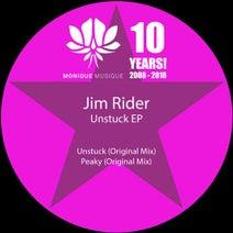 Jim Rider - Unstuck EP