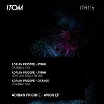 Adrian Pricope, Low Contrast - Avion
